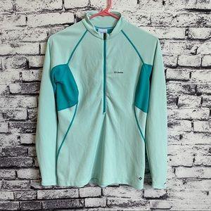 Columbia 1/4 Zip Insect Blocker Pullover